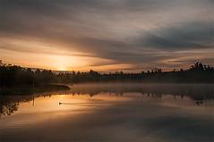 Swan Lake Sunrise (TT_MAC) Tags: sunrise landscape swanlake victoriabc