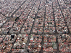 BARCELONA (mcdrego) Tags: barcelona city ciudad avion cerda ciutat avio aerea eixample ensanche cerd mcdrego eduardmodrego eduardmodregofrancesch