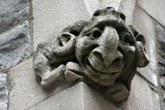 Grimace (michelle_knight_photography) Tags: gargoyles montreal quebec canada gargouille