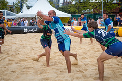 IMG_9788 (Zefrog) Tags: uk london sport rugby canarywharf beachrugby zefrog