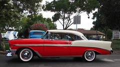 1956 Chevrolet Bel Air Hardtop 'ANP 660' 1 (Jack Snell - Thanks for over 24 Million Views) Tags: ca old cruise wallpaper classic chevrolet hardtop wall vintage paper anp antique air vacaville historic fosters freeze nights oldtimer 1956 veteran bel 660 jacksnell707 jacksnell