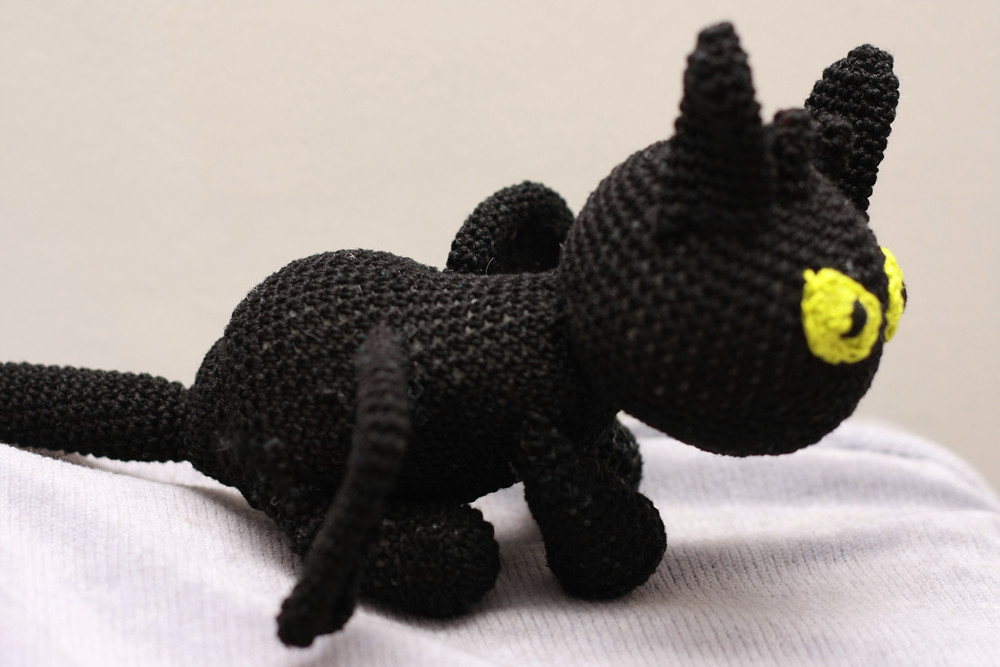 Amigurumi Toothless : The world s best photos of amigurumi and dragon flickr hive mind