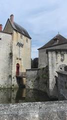 20140621-07 La Brède » Le château (XII-XV), demeure de Montesquieu (1689-1755) (bergeje) Tags: labrède