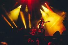 Franz Ferdinand @ 101 Sun Festival (Leo Hidalgo (@yompyz)) Tags: camera espaa music sun festival rock night canon de point photography eos lights andaluca spain shoot random 101 franz ferdinand finepix campo fujifilm compact mlaga ilumination atletismo t39 600d xp60 ileohidalgo yompyz