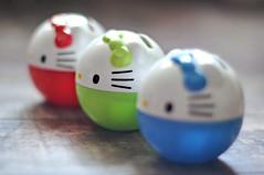 ✪ Sanrio Hello Kitty Gashapon (MoonBaby2202) Tags: cute japan toy pretty colours sweet hellokitty small mini sanrio collection kawaii figure colourful collectible gashapon rement crux stationary qlia rilakkuma sanx kamio mindwave poolcool