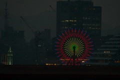 / MOSAIC in Kobe (kimtetsu) Tags: japan kobe ferriswheel