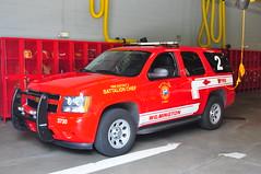 Wilmington Fire Department Battalion Chief 2 (Triborough) Tags: chevrolet de gm chief tahoe firetruck fireengine delaware wilmington wfd battalion battalionchief newcastlecounty wilmingtonfiredepartment chiefscar battalionchief2
