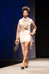 Sisters on the Runway (roccomorabito) Tags: models event runway parsons fashiondesign thenewschool