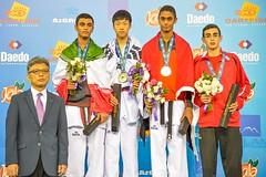 D4- 1st WTF World Cadet Taekwondo Championships