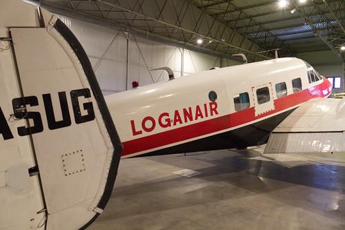 Beech E18S G-ASUG