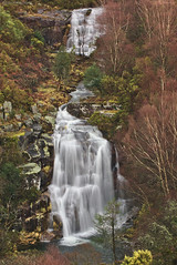 Fervenza de Casariños (f@gra) Tags: fervenza cascada catarata waterfall galicia sony spain pontevedra agua water landscape paisaje bosque forest