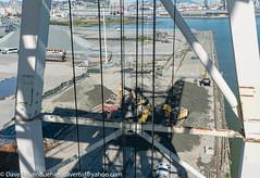 Pier 96 Zaccor Demolition 3-2017 (daver6sf@yahoo.com) Tags: pier96 p96 portofsanfrancisco salvage containercrane sanfranciscobay