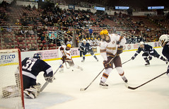 Minnesota Golden Gopher Hockey (doug dibble) Tags: b1ghockey b1g b1ghockeytourney joelouisarena universityofminnesota goldengopher hockey collegehockey pennstate pennstatehockey bigten bigtenhockey cawlidgehockey jla college jackramsey mikeszmatula universityofminnesotatwincities umn