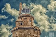 La torre de Hércules (Uxío Rivas) Tags: torre faro hercules coruña galicia