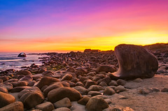 """...in that dilated moment after sunset when the sky holds all the light..."" (~Ranveig Marie~) Tags: holmestø jæren sun sunset sol solnedgang coast rocks stones rullestein pebblestones winter hå weather pebbles pebblebeach beach strand rullesteinstrand images pictures photos ranveigmarienesse ranveignesse scandinavia skandinavia norge norway norwegen norsk natur nature sunshine rogaland boathouses naust sjøhus båthus slowshutter shutter lukkertid langlukkertid longexposure jærstrand jærstrendene evening light sunsetlight stein clouds solskinn sea ocean sjø kyst vestlandet norwegian nordisk nordic noruega norvège seascape sealine shore seashore februar february pink sky colours colourful colors colorful beauty"