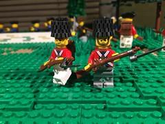 British Grenadiers (♠York♠) Tags: lego british grenadiers custom minifig