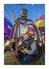IMG_5518 (Carlos M.C.) Tags: globos aroestaticos leon 2013 feria ballon flamas fuego canastilla mexico festival colores ventilador quemador mimbre amarillo de