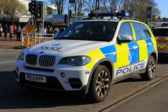 Merseyside Police BMW X5 Armed Response Vehicle (PFB-999) Tags: merseyside police bmw x5 4x4 armed response vehicle car unit arv firearms lightbar grilles fendoffs leds pe13kpp grand national liverpool
