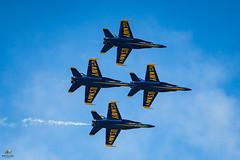 US Navy Blue Angels (Don Sullivan) Tags: usnavyblueangels usnavy blueangels blue angels airshow military aviation navy