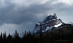 Castle Mountain_ (C_B_Images) Tags: spring nature canada banffnationalpark alberta 150