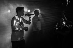 "YT ""GRISELDA BLANCO"" PLATTENTAUFE (Wendelin Jacober) Tags: yannick tinner yt chrap ch rap schweiz holästei holaestei rapkonzert event rapper mc hiphop radical glarus glrap plattentaufe blackandwhite creativecommons free catcha music switzerland record label cms dj blackflame griseldablanco"