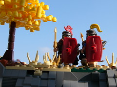 Imperium Romanum (brick syndicate) Tags: lego romans history minifigs roman