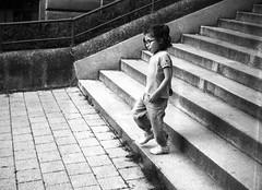 Elikon 35S - Child (Kojotisko) Tags: elikon35s film bw brno czechrepublic elikon