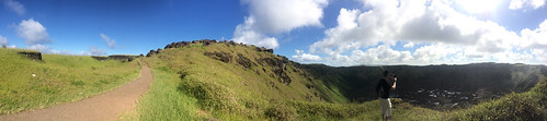 Rano Kau (Birdman site), Easter Island