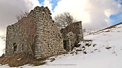 Ruins (_Nick Outdoor Photography_) Tags: img0038 canoneos6d nickphotography valleimagna costadelpalio orobie ruderi rovine sadness melancholic cloudy gloomy hiking