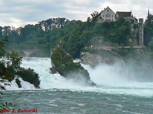 Neuhausen am Rheinfall - The Rhine Falls