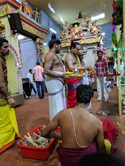 Singapore - Day 5 of 12 day Hindu festival (ashabot) Tags: singapore asia festial hindu hindufestival peopleoftheworld people