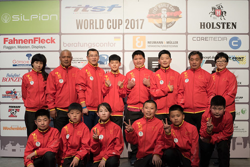 Team China Juniors