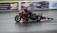 ET Bike 605 (Fast an' Bulbous) Tags: bike biker moto motorcycle fast speed power acceleration motorsport santapod nikon d7100 gimp england outdoor drag race