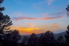 Atardecer ..... 53.HS (davidgv60) Tags: david60 alcoi españa atardecer ski color sunset spain fujifilmhs30exr nubes nwn cielo natur natural 365dias paisvalenciá photodgv
