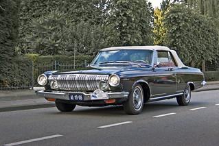Dodge Polara Convertible 1963 (1323)