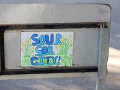 Soursob City (mikecogh) Tags: ottoway drawing childlike soursobs curious painting