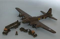 8th Air Force (S. Bathy) Tags: 8thaf ww2 airfix
