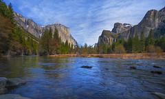 Yosemite Valley (Yosemite NP, CA) (Sveta Imnadze) Tags: nature landscape yosemitevalley yosemitenp ca mercedriver