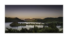 You'll never want to leave! (EwanDunsmuirImages.com) Tags: mountain volcano eruption lake loch water boating view panorama panoramic elevated sunset lit trees green pentax 645z adobe lightroom majestic mediumformat