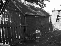 245 Creighton St. (Halifax Municipal Archives) Tags: halifax novascoti canada archives history architecture houses children play 1960s 1950s