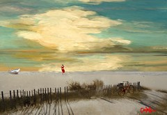 ORIZZONTE (romano41) Tags: orizzonte mare nuvola spiaggia tempesta romano41
