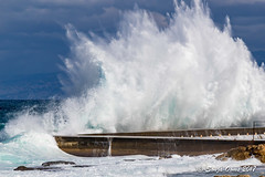 SPLASH (Sonja Ooms) Tags: angry angrysea beyrouth lebanon nature sea waves corniche water blue white