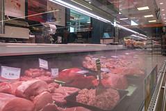 nebulizzazione banco carne Conad Imola