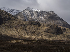 At Glen Coe Resort - April 2017 (GOR44Photographic@Gmail.com) Tags: gor44 glen coe argyll mountains snow scotland highlands olympus omdem5 panasonic 45150mmf456 a82 cloud spring