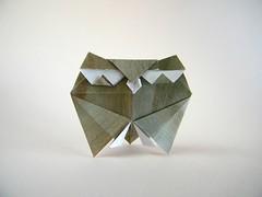 Buho - Alexander Oliveros Avila (Rui.Roda) Tags: origami papiroflexia papierfalten eule owl mocho coruja hibou buho alexander oliveros avila
