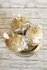 OvetteShabby_17w (Morgana209) Tags: ovetti uova decorazione shabby easter pasqua riciclo cartadapacco sacchettodelpane fiorellini perline fattoamano handmade diy creatività riciclocreativo recupero