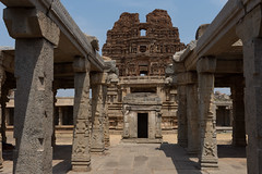 Achyutara Bazaar (JohnMawer) Tags: hampi karnataka india in vijayanagaraempire temple