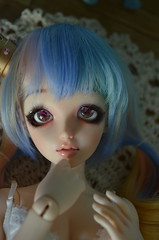 *^* (geishacookie) Tags: nanuri16 nanuri nanuri2016 bjd doll minifee fairyland custom modded