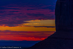 _DSC2518-2-2.jpg (Nathan Edward Simmons Jr.) Tags: monumentvalley utah arizona navajo themittens oljatomonumentvalley unitedstates us