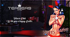 Easter (teasersclub) Tags: easter teasers teasersclub adult dance second life club girls sexy